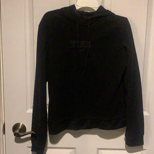 Nike all black sweatshirt